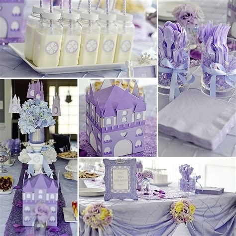 Princess Sofia Decorations by Kara S Ideas Sofia The Inspired Princess
