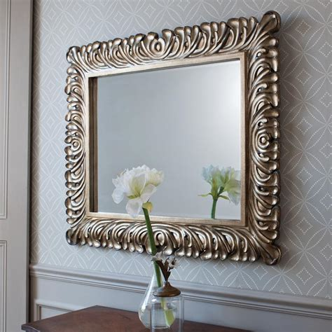 home decor wall mirrors decorative bedroom mirrors in 21 exle pics mostbeautifulthings