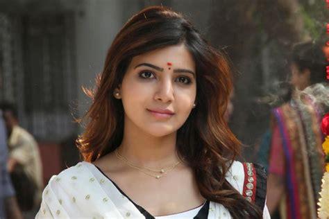 actress samantha wedding video omg top actress prefer sex more than food