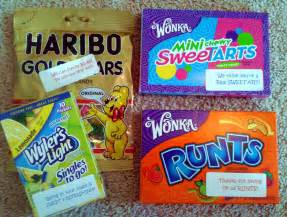 teacher goody bags sayings for candies gifts amp parties