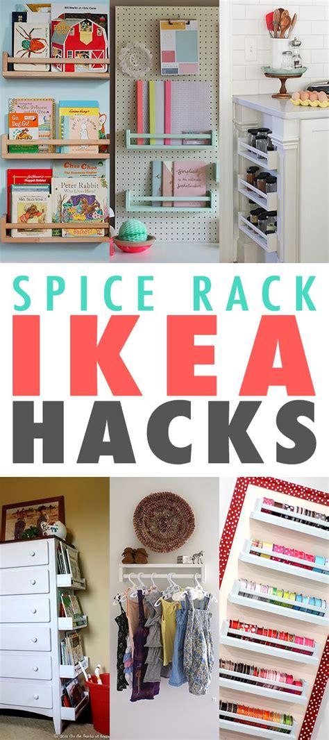 ikea spice rack hacks best 25 ikea hacks ideas on pinterest ikea hack