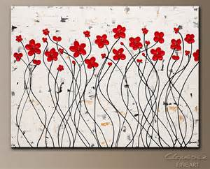 Oversized Wall Art wall art painting for sale enchantment abstract art
