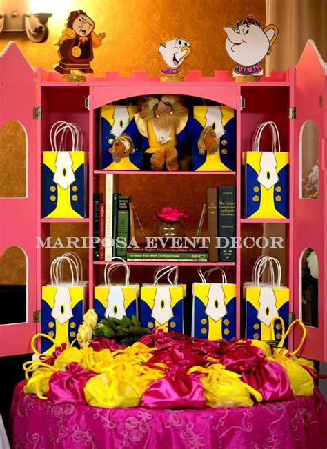 Beauty And The Beast Decorations by 83 Best Images About Beauty Amp The Beast Party Ideas On