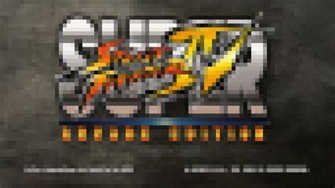 street fighter 4 arcade arcade club gauntlet