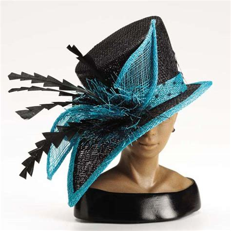 design a hat collectibles gold coast africa product information black teal accent sinamay hat