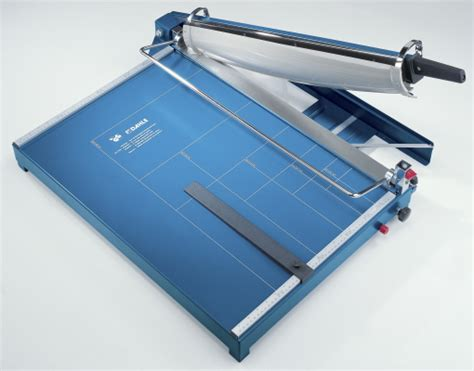 Pemotong Kertas dahle 567 21 1 2 quot tabloid guillotine paper cutter