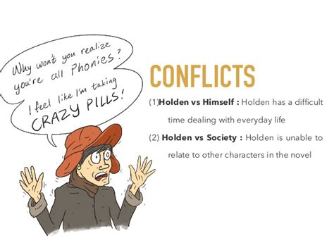 theme of hypocrisy in catcher in the rye the catcher of the rye philosophy presentation