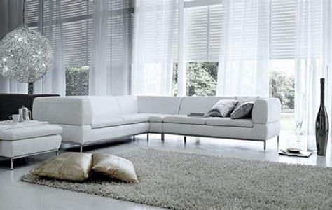 tende per salotti moderni tende salotto moderno idee per il design della casa