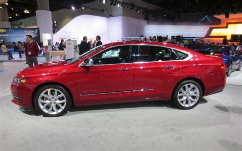 chevy impala chevrolet impala 2014 netcarshow