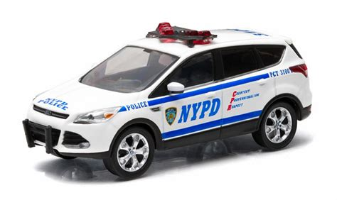 Greenlight Outs 2014 Ram I500 greenlight nypd 2014 ford escape authentic