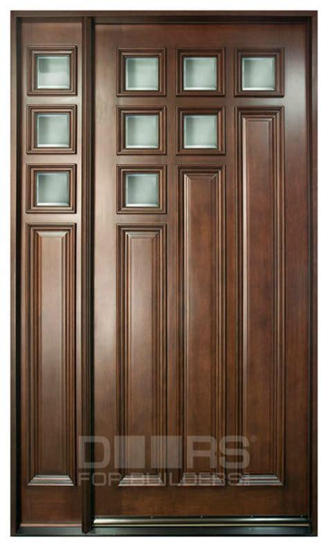 Contemporary Solid Wood Front Doors Modern Collection Custom Solid Wood Doors Contemporary Front Doors Chicago By Doors