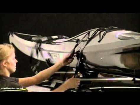 thule  kayak carrier roof racks roof boxes cycle carriers  cars vans suv  youtube