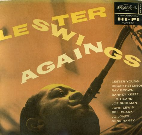 lester swings lester young lester swings again vinyl lp at discogs