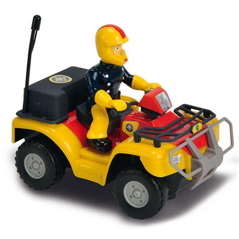 speelgoed quad brandweerman sam rc quad online kopen lobbes nl