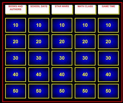 Free Jeopardy Template With Sound by Jeopardy Theme Wav Free Matloading