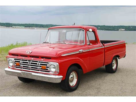 64 Ford F100 by 1964 Ford F100 For Sale Classiccars Cc 1037871