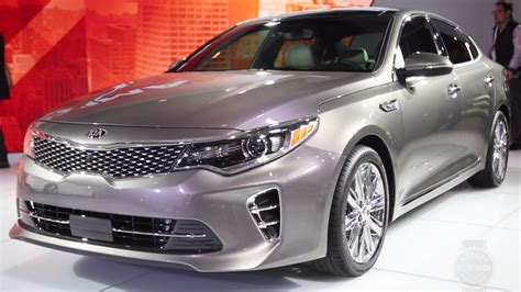 Kia Optima Weight 2016 Kia Optima Matures Without A Hint Of Gray Kelley