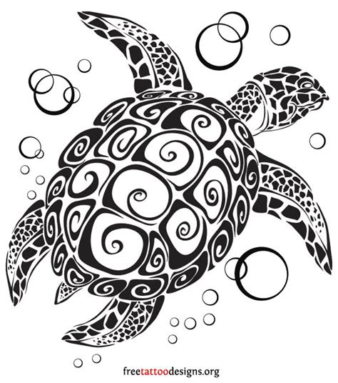 tribal sea turtle tattoos turtle tattoos polynesian and hawaiian tribal turtle designs