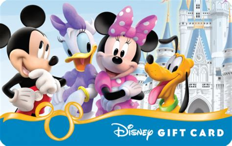 Disney Gift Card Transfer - customized dining suggestions and reservations for your family from destinations in