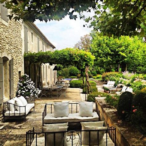 Provence Garden Decor 12 European Country Side And Provencal Gardens