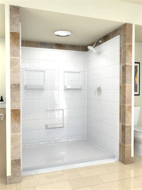 Bathroom Shower Insert Bath Solutions For Accessibility And Remodeling
