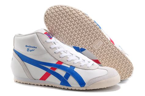 Asics Onitsuka Tiger Mexico 66 Mid Runner White Agave Green 1 cheap adidas asics salomon shoes factory outlet sale
