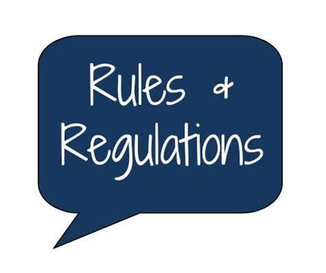 ise i regulations 1 comenius