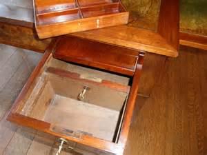 desk secret compartment secret lockable desk compartment stashvault