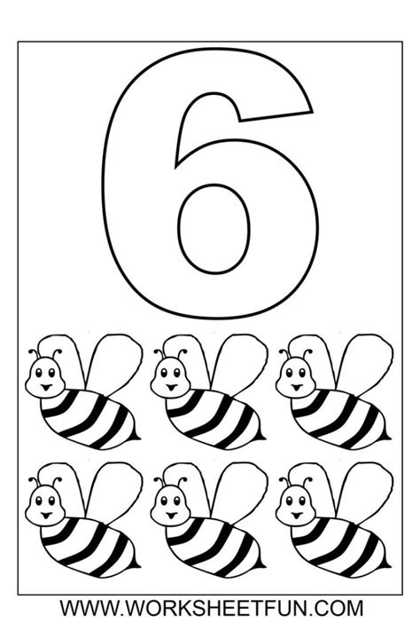coloring pages of numbers for preschool coloring pages worksheets coloring pages preschool
