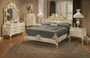 Victorian Style Bedrooms Victorian Style Classic Bed Room French Design