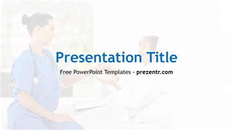 healthcare ppt templates free home health care powerpoint template prezentr