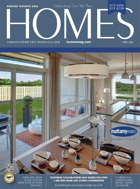 home plans magazine homes magazine april 2016 by homes publishing issuu