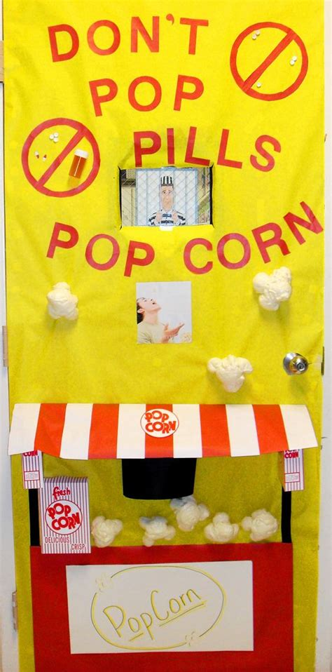 halloween themes for red ribbon week red ribbon week door decorating inspiration enter your