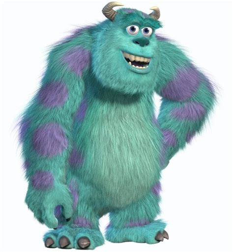 Disney Sulley character archetypes of monsters inc animated storytelling