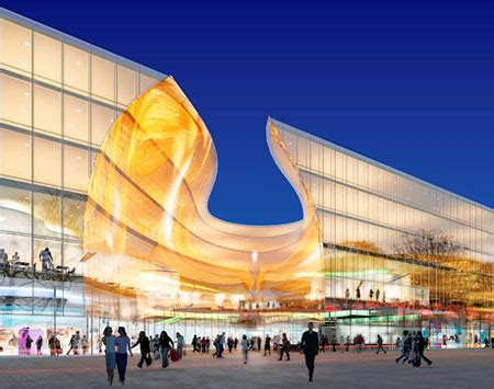 well known architects shopping center by gert wingardh david report
