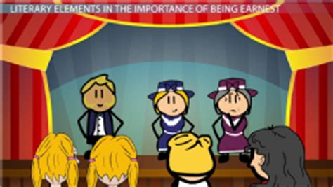 themes and background the importance of being earnest author s purpose definition exles video lesson