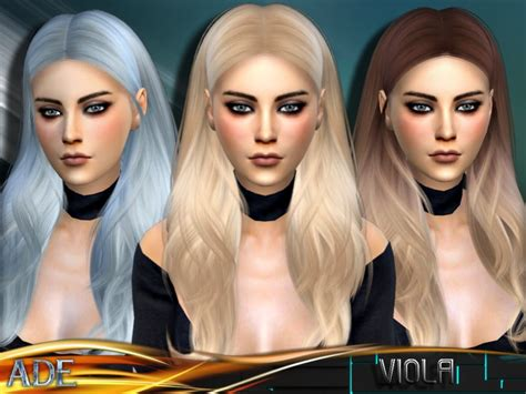 sims 4 hair black tsr the sims resource ade darma s ade viola