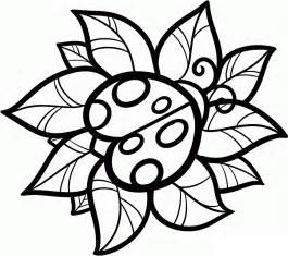 ladybug coloring page free printable ladybug coloring pages for
