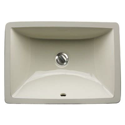 nantucket sinks um 1611 b great point rectangle ceramic