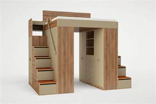 Size Loft Bed With Desk For Adults by 15 Exles Of The Cool Loft Bed For Grownups