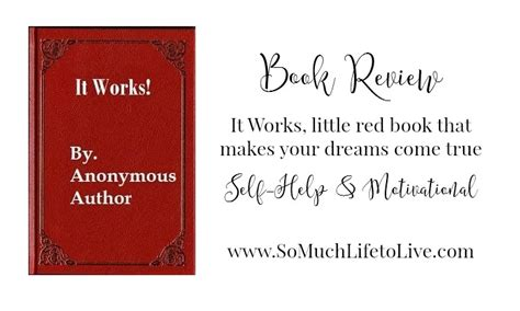 real common sense reviews book customize aztec book self help motivational it works your dreams