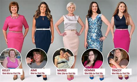 what kind of career should a 40 year old woman house secrets to women losing seven stone daily mail online