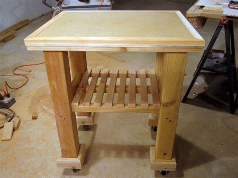 how to build a kitchen cart how tos diy