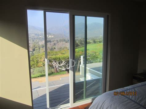 patio sliding screen doors malibu retractablescreen