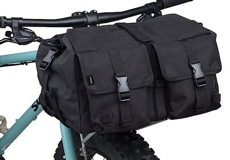 big pack gestell surly releases the porteur house front bag for their