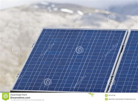 solar panels details detail of solar panels in the madonie mountains royalty free stock images image 29744199