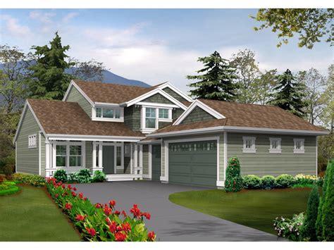 calshot arts  crafts home plan   house plans