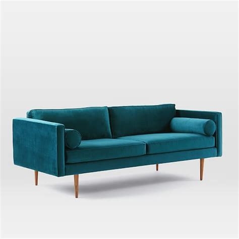 modern mid century sofa 25 best ideas about mid century sofa on mid
