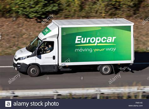 europcar van rental cape town