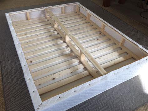 wood mattress foundation premium white pine sleeping organic